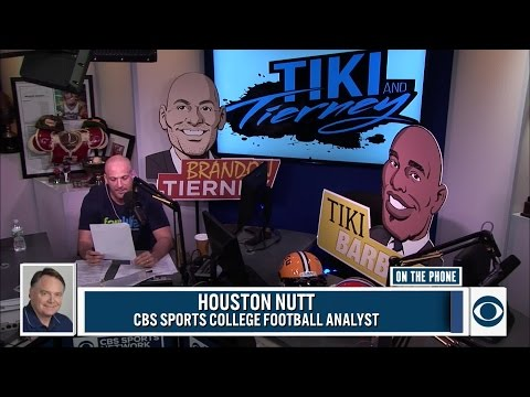 Houston Nutt joins Tiki & Tierney