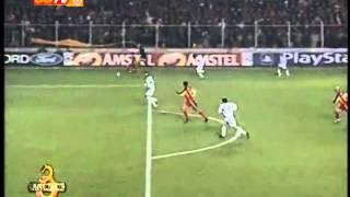 Galatasaray 3 - 2 Real Madrid 03.04.2001