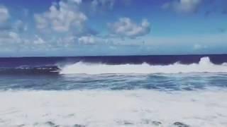 砂辺 Okinawa surfing 沖縄 サーフィン 原田泰三 チューブメイク sunabe...