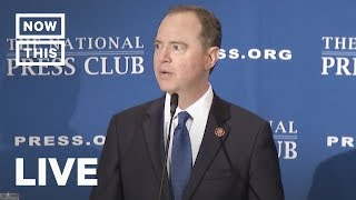 Adam Schiff Lays Out House Intelligence Committee Plans in Press Conference | NowThis
