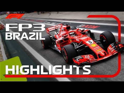 2018 Brazilian Grand Prix: FP3 Highlights Mp3
