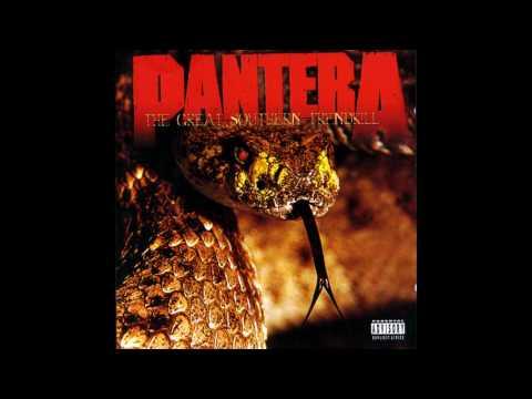 The Great Southern trendkill-Pantera Lyrics