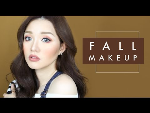 (ENG)Phong Cách Trang Điểm Cho Mùa Thu - Fall Makeup | Tina