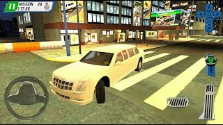 Cars of New York: Simulator - #8 New Limousine Car Unlocked | Car Games 3D - Android GamePlay FHD