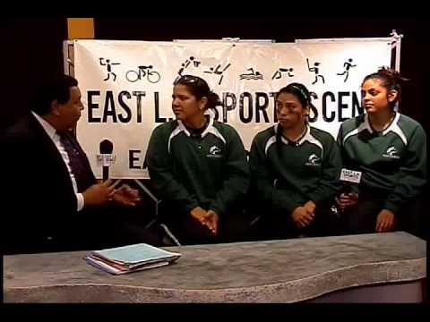 East L.A Sports scene in Studio with East L.A College Huskies Womens Softball Pt 4 of 4