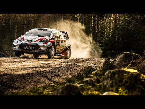 RALLY SWEDEN Day 2 Start [Ogier thinks the stages will clean!]
