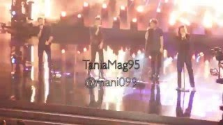 One Direction 'Perfect' Live at AMA'S 2015 (Behind The Scenes)