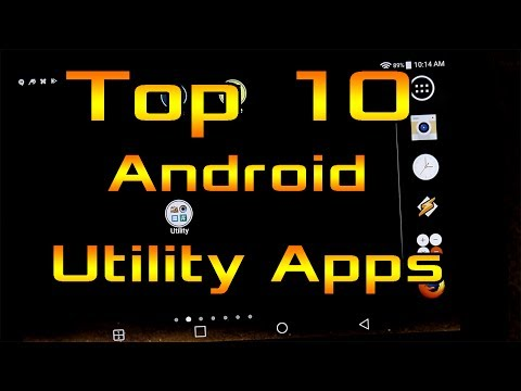 Top 10 Utility Android Apps in Google Play Store