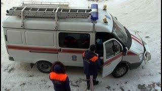 Спасателей МЧС вызвала хабаровская пенсионерка, чтобы не допустить взрыв газа.MestoproTV