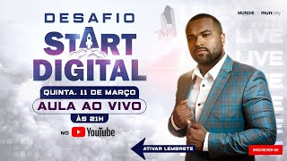 START DIGITAL - AULA AO VIVO