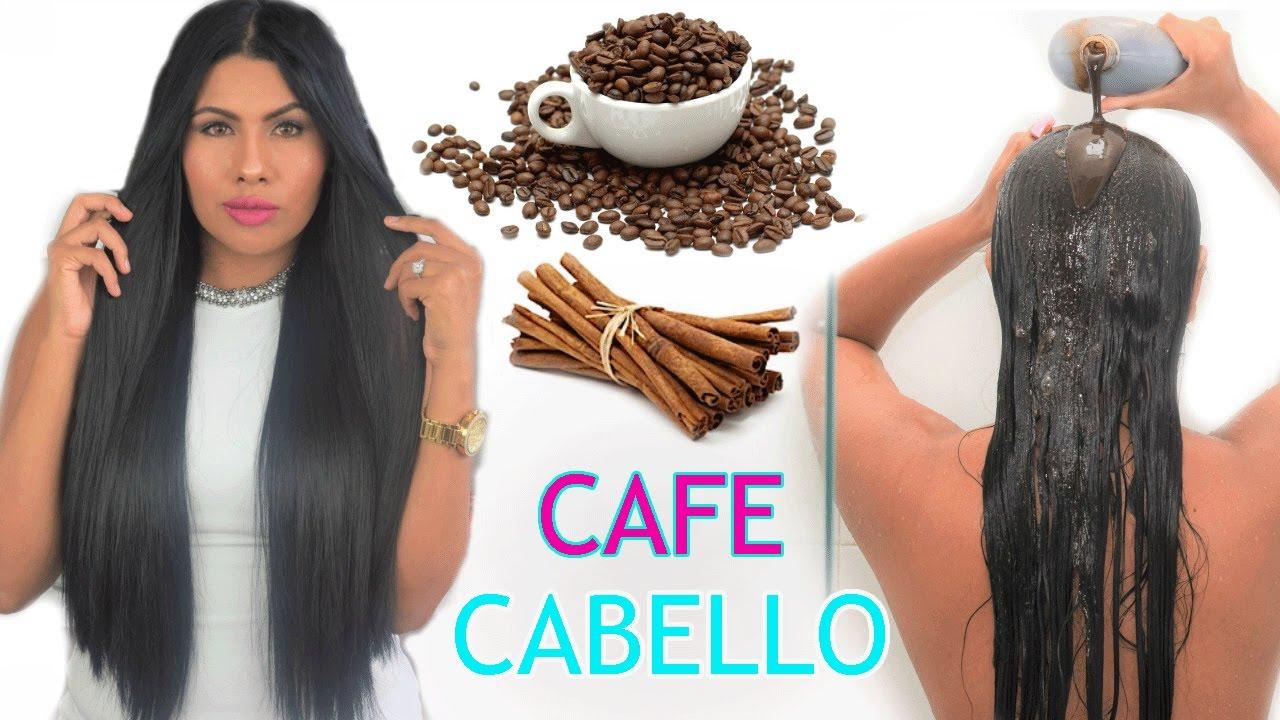 estilo clásico Precio reducido buena textura Crece Tu Cabello con CAFE 💙 Shampoo BOMBA DE CAFE y CANELA Cabello Largo  en Semanas 💙