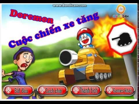 DOREMON- CUOC CHIEN XE TANG