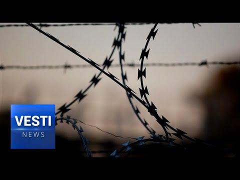 VESTI Exclusive: Inside Reports From Secret Azov Battalion Prison in Mariupol Airport!
