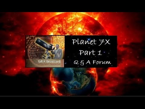 Planet 7X PART 1: Q & A Forum with Gill Broussard & Friends