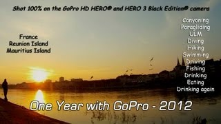 One Year with GoPro Thumbnail