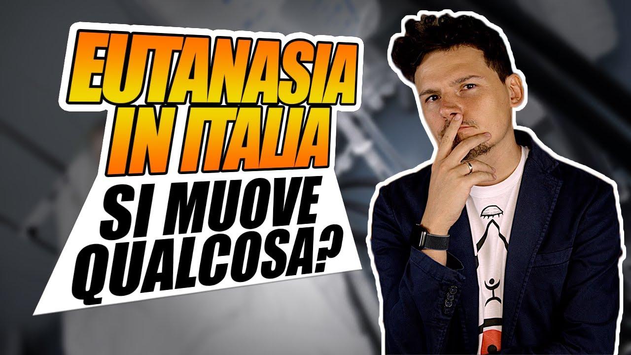 Eutanasia in Italia, si muove qualcosa?