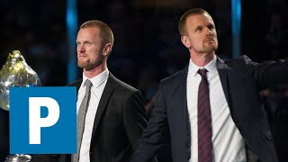Sedins explain their new roles with Canucks   The Province