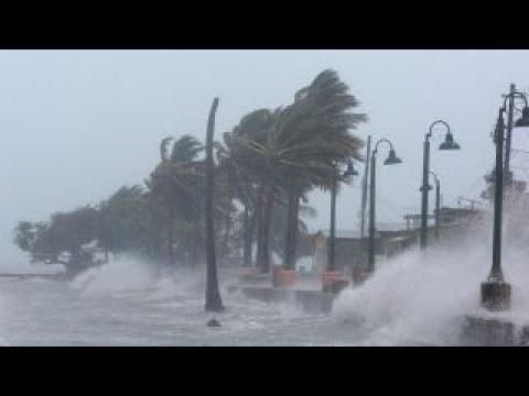 Florida Keys hospital evacuates patients ahead of Irma