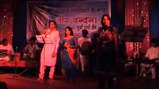 Jise chahiye vo hath uthana by Singer Prachi Jain