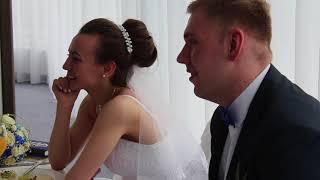 Музыкальное поздравление папы в день свадьбы Егора и Анжелы.