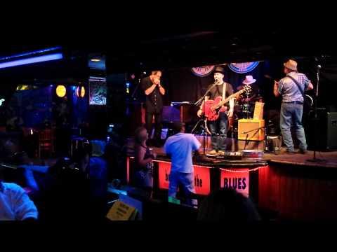 Nashville Blues Bar Dancing