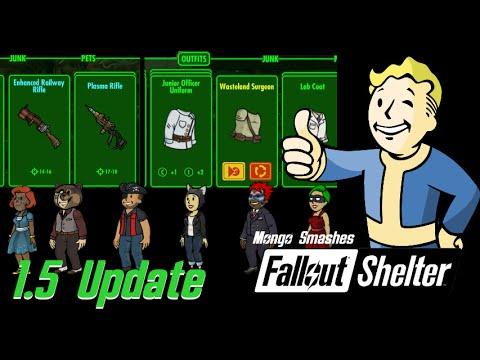 Fallout Shelter Part 25 - Little Monoliths - 1.5 Update