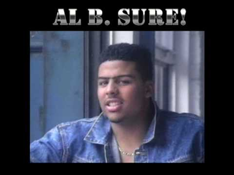 """Al B. Sure! - Off On Your Own Girl- Steve """"Silk"""" Hurley Exclusive Mix  Beyonce Jay-Z"""