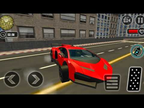 Police Escape Car Driver - Extreme Car Driving Racing 3D -Police Chase & Escape Android Gameplay