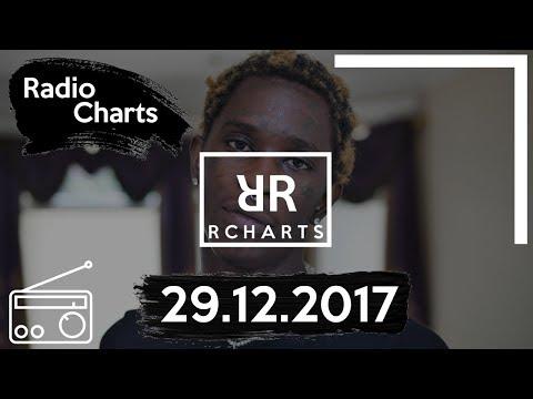 Top 10 Radio-Charts vom 29.12.2017 (Offizielle Deutsche Radio-Charts)