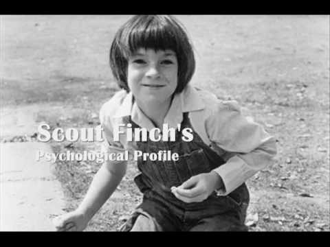 how old is scout finch