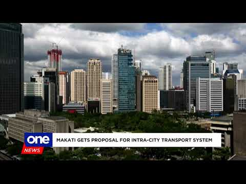 Is the Makati Central Business District having its own mass transport system?