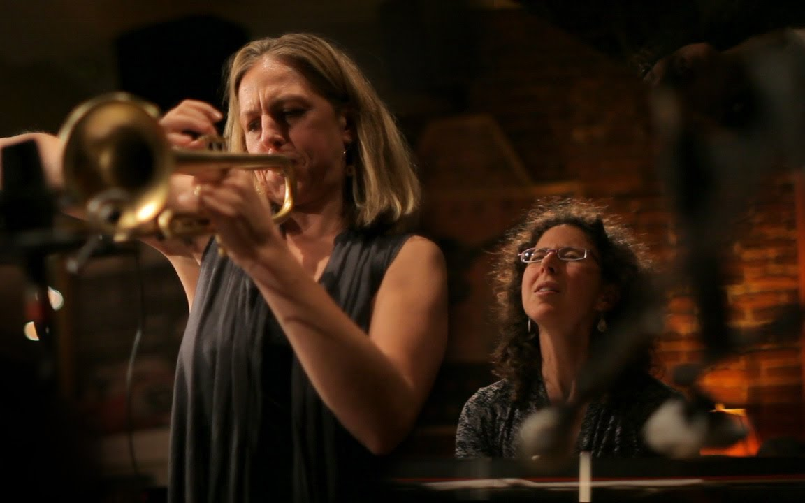 video: Marianne Trudel Trio & Ingrid Jensen