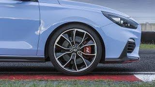 2018 hyundai i30 n 275hp official test drive