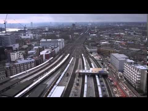 Network Rail Timelapse