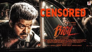 OFFICIAL : Bigil Censor And Run Time Is Here | Thalapathy Vijay | Atlee | Nayanthara | #Nettv4u