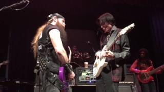 Steve Vai & Zakk Wylde - Vodoo Child