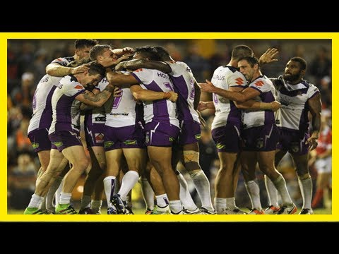 storm vs roosters - photo #45