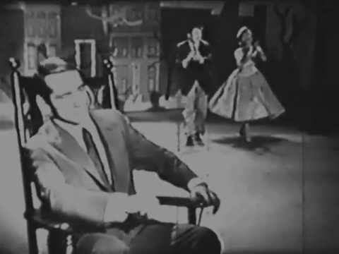 Vera-Ellen Tries To Get Perry Como To Dance!