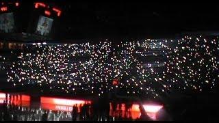 Epic Euroleague Ceremony at Galatasaray Hell (vs Partizan)