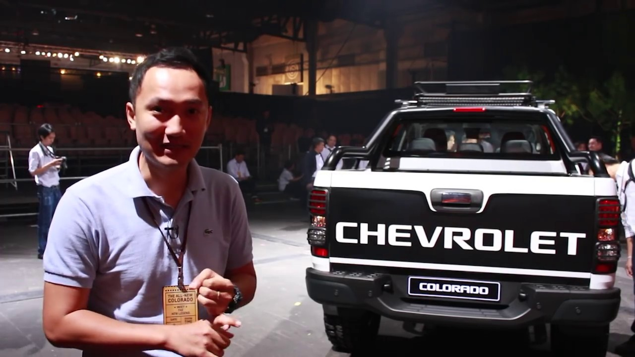 review chevrolet colorado 2016 youtube. Black Bedroom Furniture Sets. Home Design Ideas