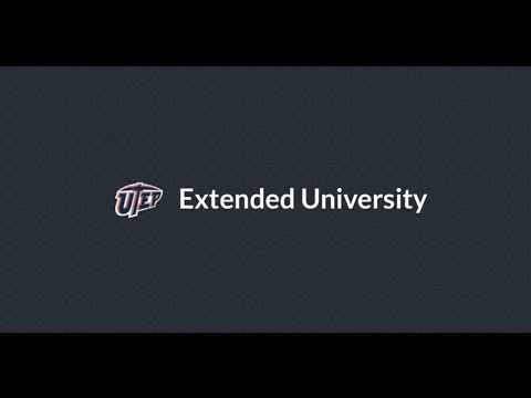 Extended University (EU) at The University of Texas at El Paso (UTEP)