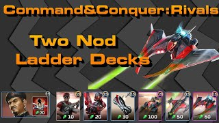 C&C Rivals: Nod Ladder Decks!