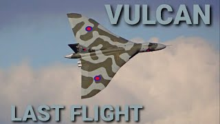 Vulcan - Last Flight @ Church Fenton 2015 4K