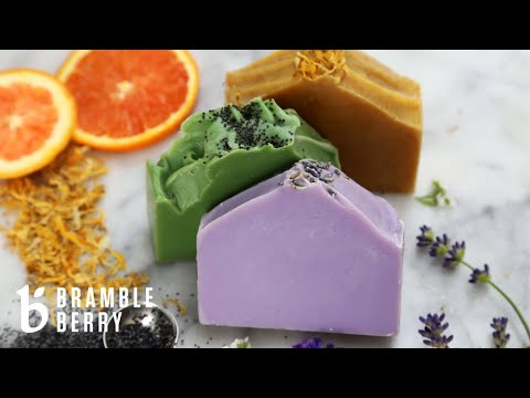 how-to-make-essential-oil-soap---beginner-tutorial