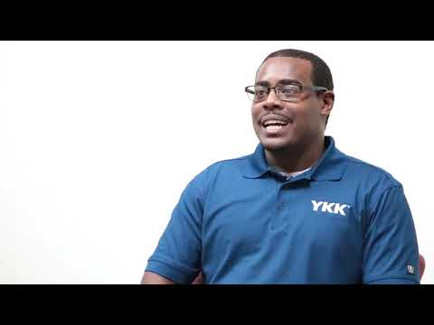 One Conversation at a Time- Maurice Davison describes YKK's corporate culture