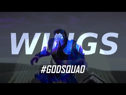 "A Fortnite Edit | #GODSQUAD | ""WINGS"" by Moctric"