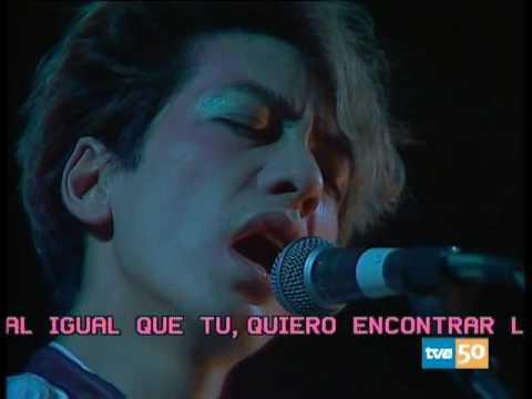 Tuxedomoon  In a manner of speaking, La Edad de Oro, Madrid 1983
