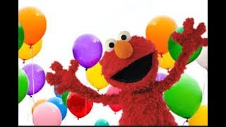 Elmo's world   little dance party   Letter of the Day Compilation A to Z Songs