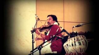 Tu Jo Nahi Hai - Ustad Raees Ahmed Khan.wmv