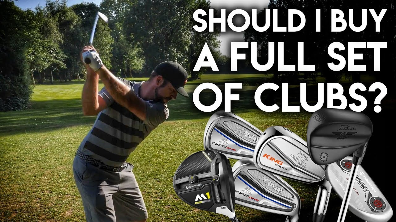 What Golf Clubs Should I Buy?